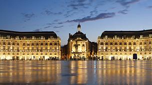 Prancis - Hotel BORDEAUX