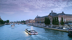 Frankrike - Hotell Boulogne-Billancourt