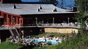 フランス - ブールサンモリス ホテル