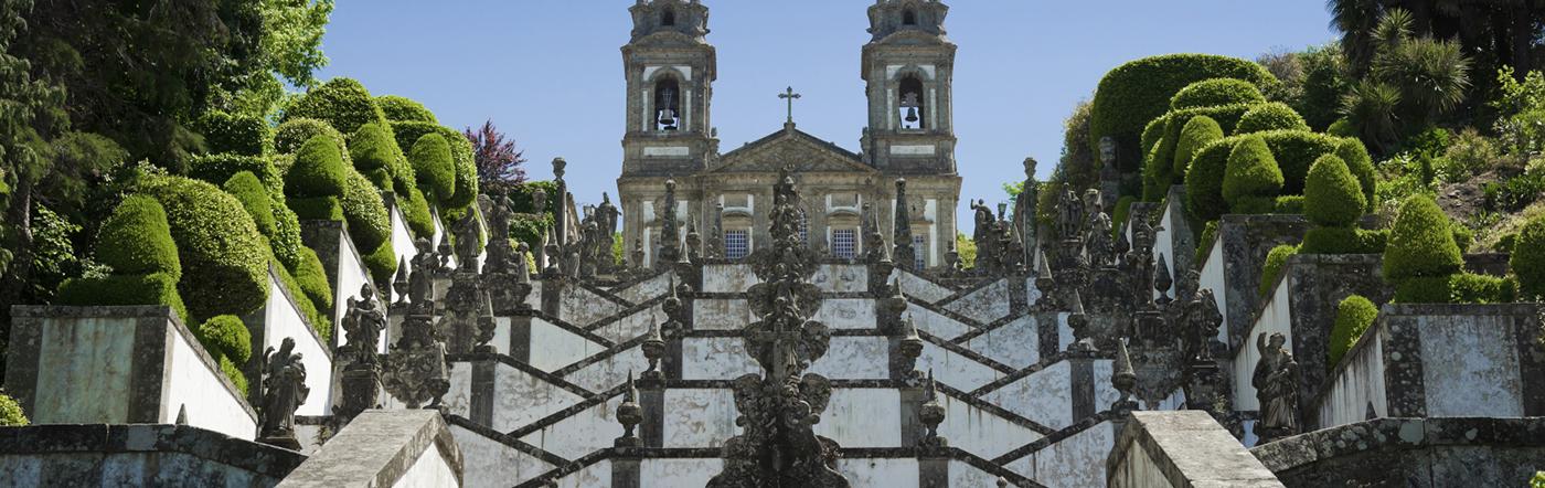 Portugal - Hotell Braga