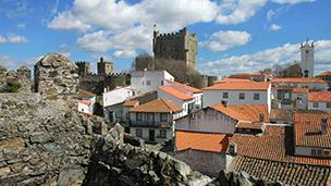 Portugalia - Liczba hoteli Bragança