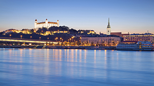 Slovakya - Bratislava Oteller