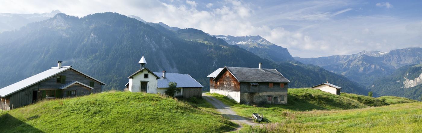 ออสเตรีย - โรงแรม เบรเกนซ์