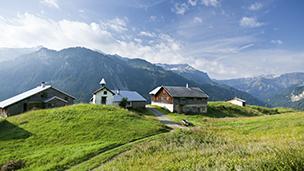 Austria - Liczba hoteli Bregencja