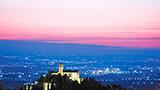 Włochy - Liczba hoteli Brescia