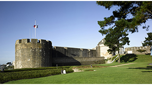 Francja - Liczba hoteli Brest