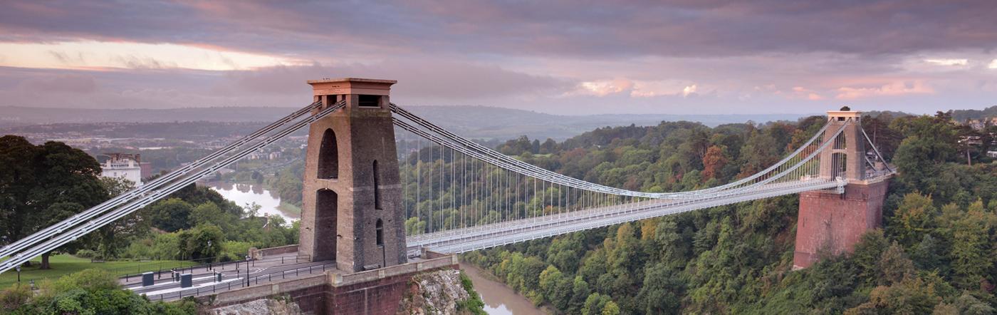 Storbritannien - Hotell Bristol