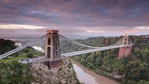 WielkaBrytania - Liczba hoteli Bristol