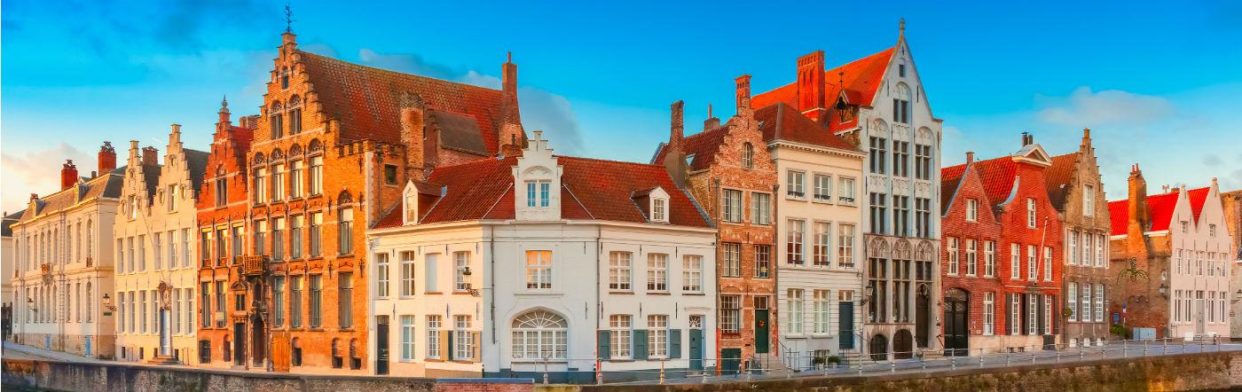 ベルギー - ブルージュ ホテル