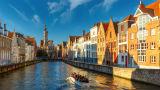 Belgia - Liczba hoteli Brugia