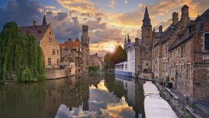 Bélgica - Hoteles Brujas