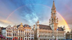 ベルギー - ブリュッセル ホテル