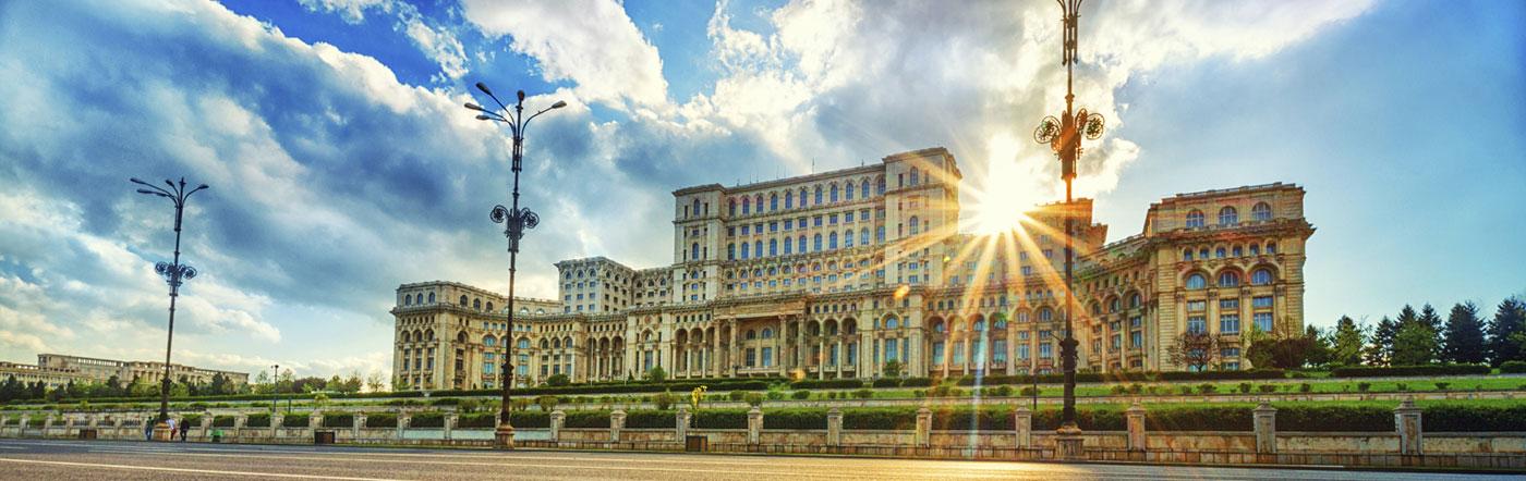 ルーマニア - ブカレスト ホテル