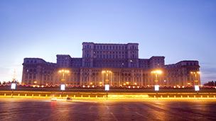 Rumunia - Liczba hoteli Bukareszt
