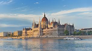 Hungría - Hoteles Budapest