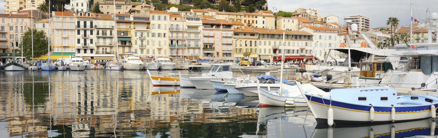 Frankrike - Hotell Cannes