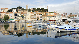 Frankreich - Cannes Hotels
