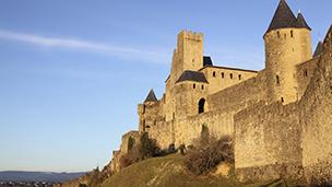 Fransa - Carcassonne Oteller
