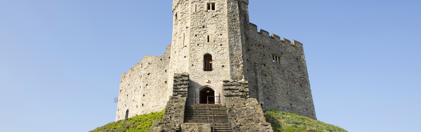 Verenigd Koninkrijk - Hotels Cardiff