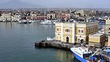 Włochy - Liczba hoteli Catania