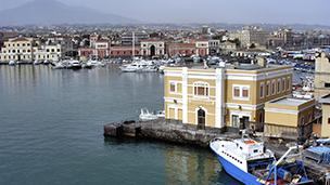 イタリア - カターニア ホテル