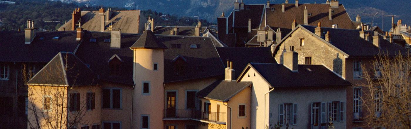 France - Hôtels Chambéry
