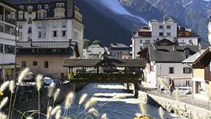 Frankrike - Hotell Chamonix