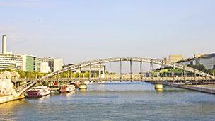 法国 - 沙朗通桥酒店