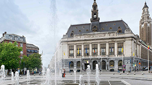 Bélgica - Hoteles Charleroi