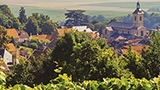 Francja - Liczba hoteli Charleville Mezieres