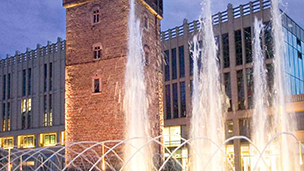 Alemanha - Hotéis Chemnitz