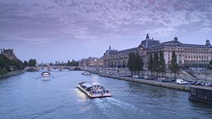 Frankrike - Hotell Clamart