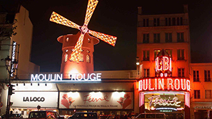 Frankrike - Hotell Clichy