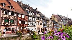 France - Hôtels Colmar
