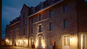 Francja - Liczba hoteli Correze