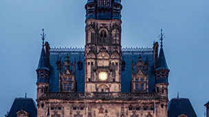Frankrike - Hotell Creil