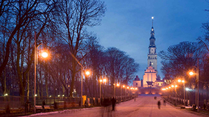 Polonya - Czestochowa Oteller