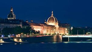Francja - Liczba hoteli Dardilly