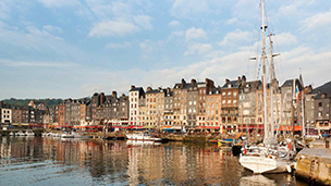 Francja - Liczba hoteli Deauville