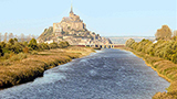 Франция - отелей Мон-Сен-Мишель