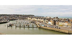 Francja - Liczba hoteli Dieppe