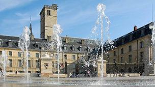 Frankrike - Hotell Dijon