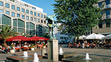 Niemcy - Liczba hoteli Dortmund