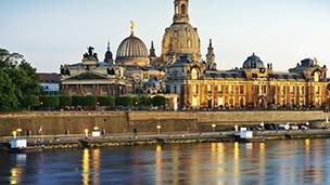 ألمانيا - فنادق دريسدن