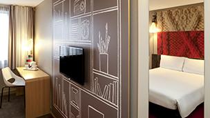 Irlandia - Liczba hoteli Dublin