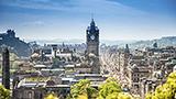 Storbritannien - Hotell Edinburgh