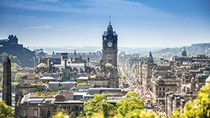 UnitedKingdom - Edinburgh hotels