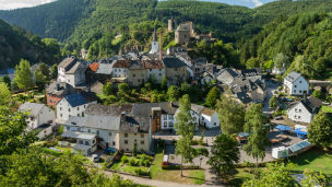 Luksemburg - Liczba hoteli Esch sur Alzette