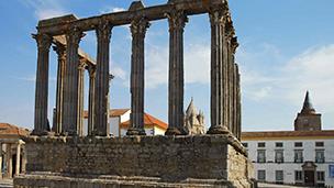 Portugal - Hoteles Évora