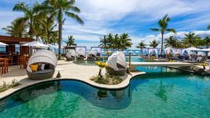フィージー諸島 - デナラウ島 ホテル